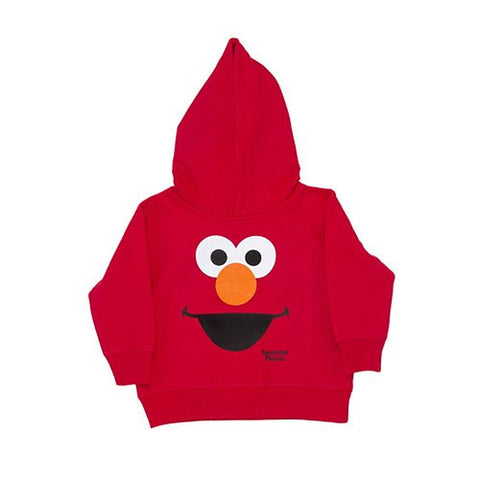 Sesame Place Elmo Toddler Fleece