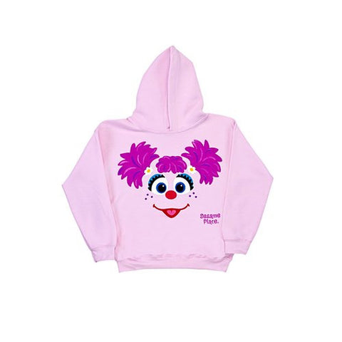 Sesame Place Abby Toddler Fleece