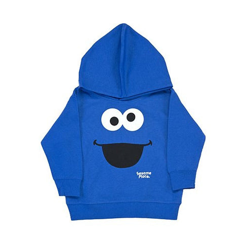 Sesame Place Cookie Monster Toddler Fleece