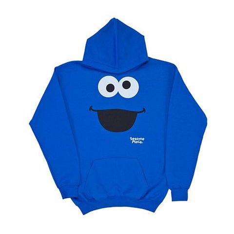 Sesame Place Cookie Monster Youth Fleece