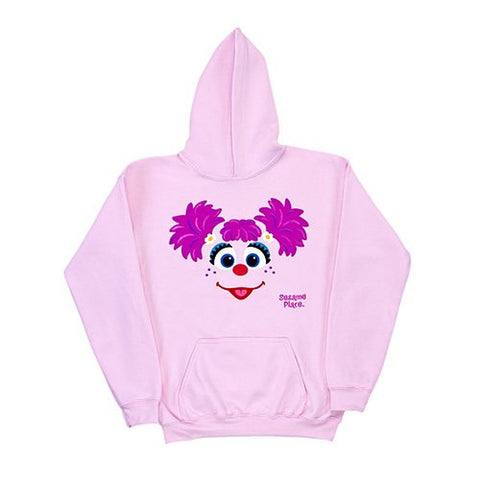 Sesame Place Abby Youth Fleece