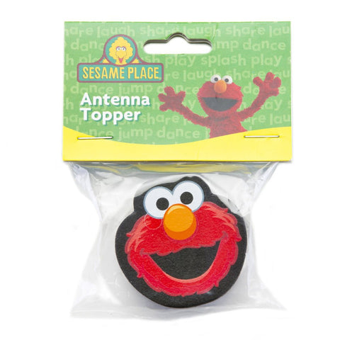 Elmo Antenna Topper