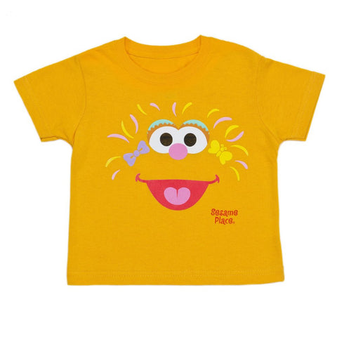 Sesame Place Zoe Youth T-Shirt