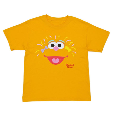 Sesame Place Zoe  Toddler T-Shirt