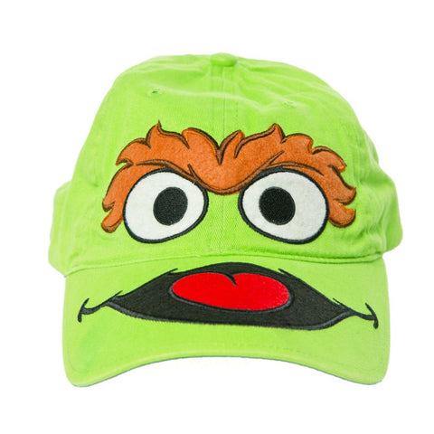 Sesame Place Oscar Adult Hat