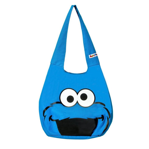 Sesame Place Cookie Monster Bag