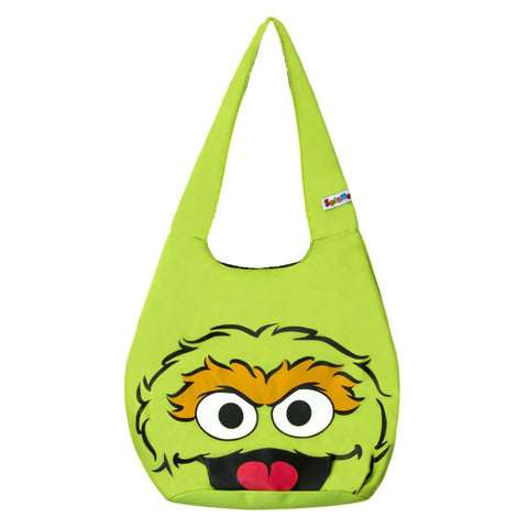 Sesame Place Oscar Bag
