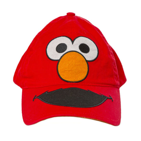 Sesame Place Elmo Adult Hat
