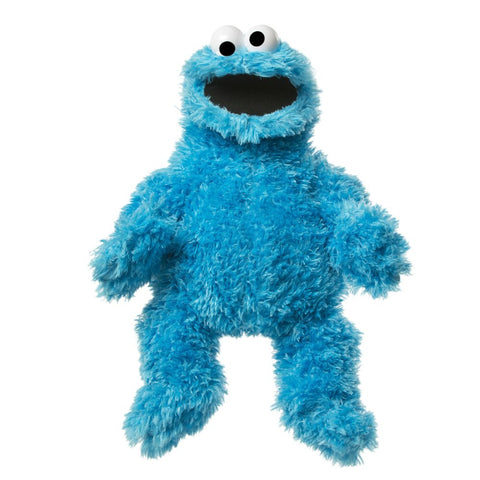 Sesame Place Cookie Monster Puppet