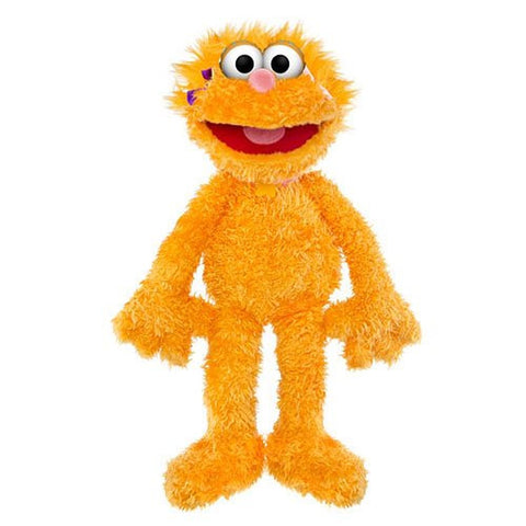 "Sesame Place Zoe 28"" Plush"