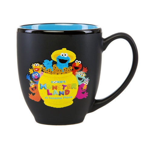 Cookie's Monster Land Ceramic Mug