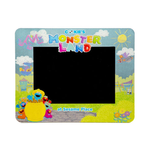 Cookie's Monster Land Picture Frame