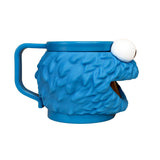 Cookie Monster Sculpted Mug