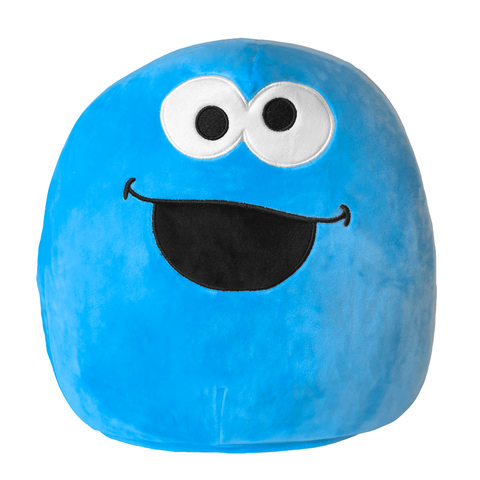 "Cookie Monster Squishmallow 12"" Plush"