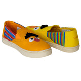 Bert and Ernie Canvas TOMS