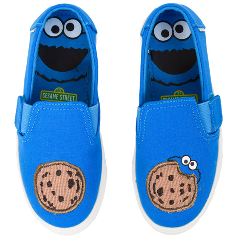 Cookie Monster Canvas TOMS