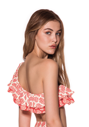 CORALINA ASYMMETRICAL TOP