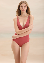 ROSE BLOOM ONE PIECE