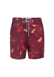 BLOSSOM SEA FIT MEN SWIM TRUNKS
