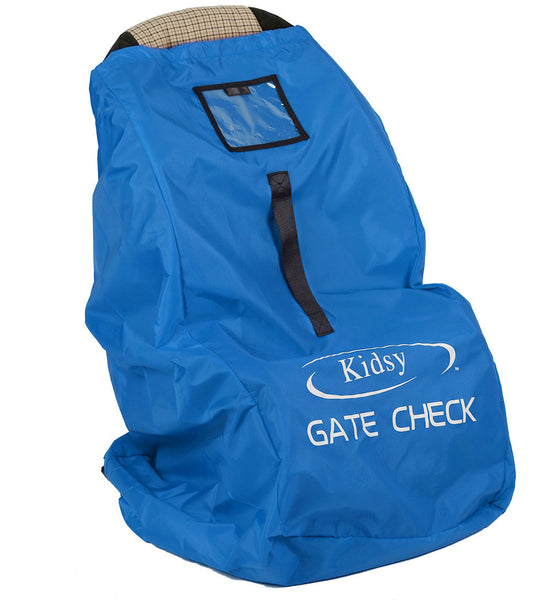 Kidsy® Car Seat Travel Bag - Blue