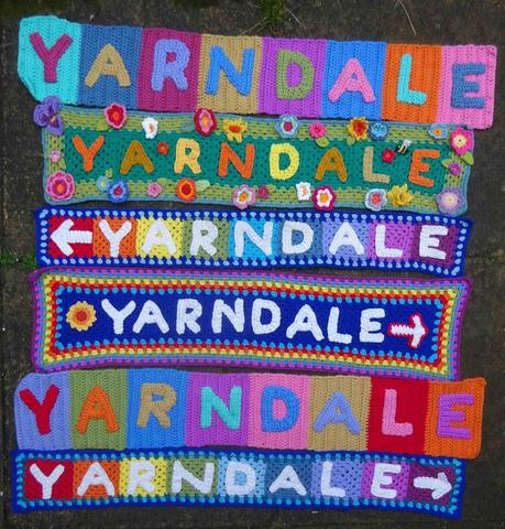 Our Journey to Yarndale... (so far!)
