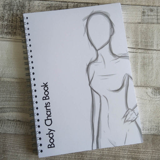 Body Charts Book