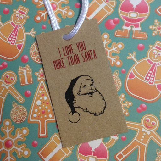 Honest Gift Tags - Christmas