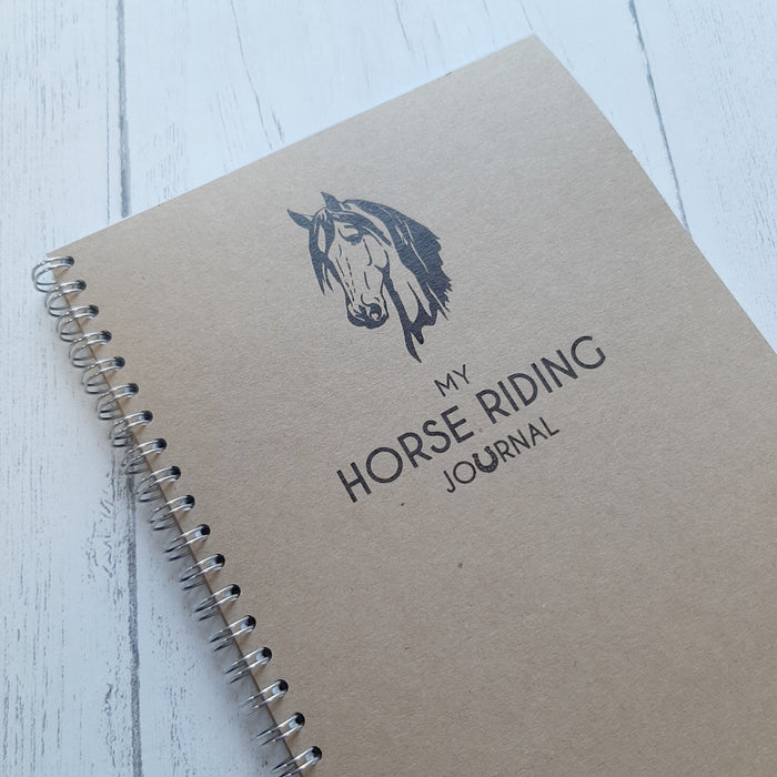 Horse Riding Journal