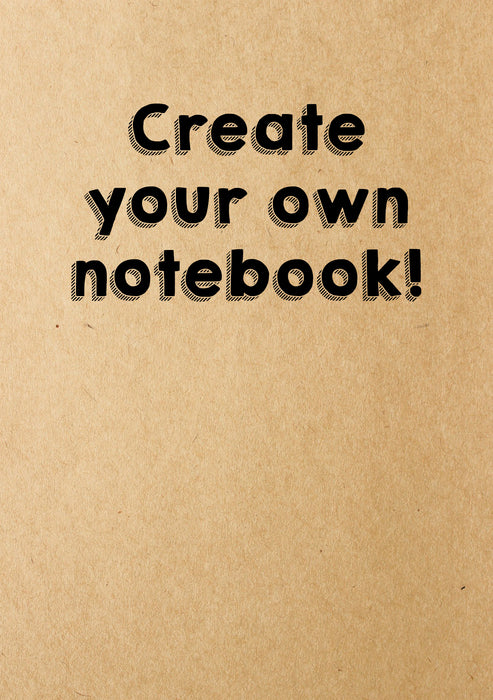 Build Your Own Notebook
