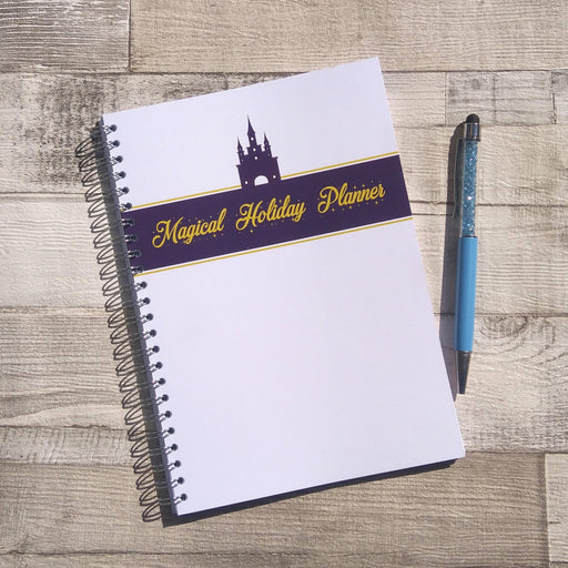 Magical Holiday Planner