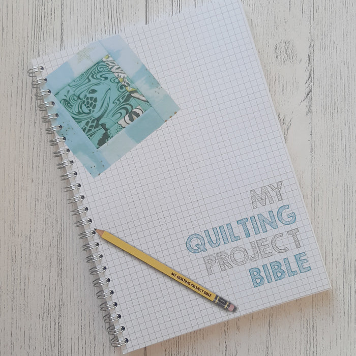 My Quilting Project Bible