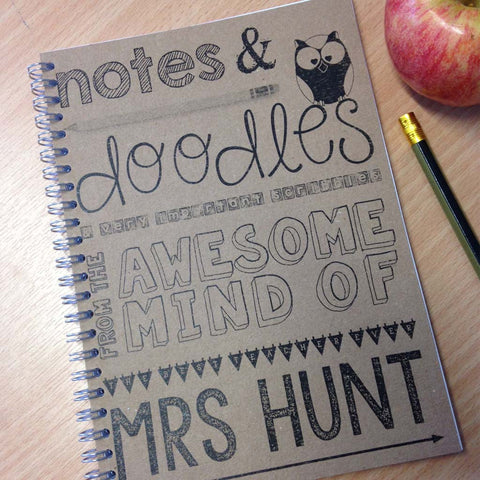 Teacher Notebook