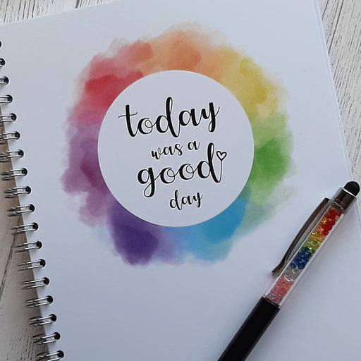 Today was a Good Day Because.... (Gratitude Journal)