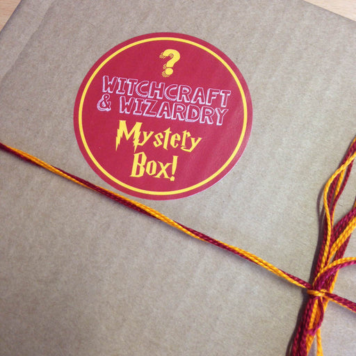Witchcraft & Wizardry - Mystery Box