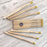 Weaving Pencils - Set of 6
