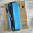Wrap Around Pencil Case - Bright Blue