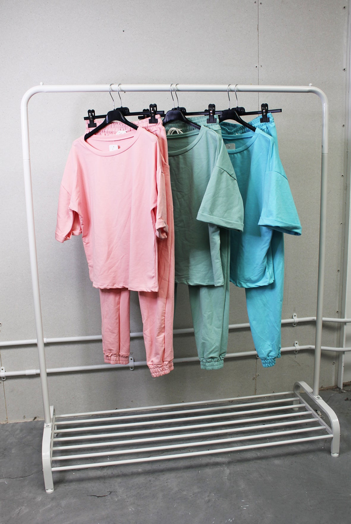 *NEW ROUND NECK LOUNGE SET SWEAT VARIOUS COLOURS