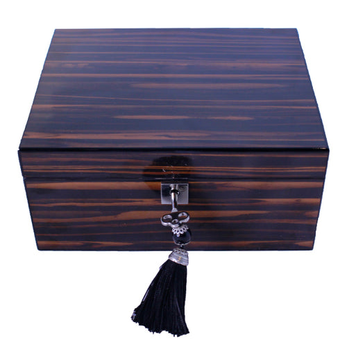 Medium Mahogany Humidor