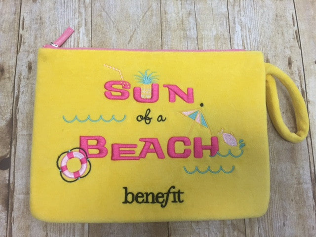 "Benefit ""Sun of a Beach"" Travel Bag"