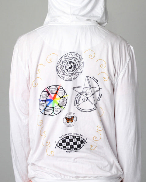 Art & Science Zipper Hoodie