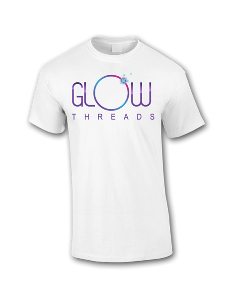 Glow Threads Logo T