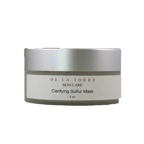 Clarifying Sulfur Mask