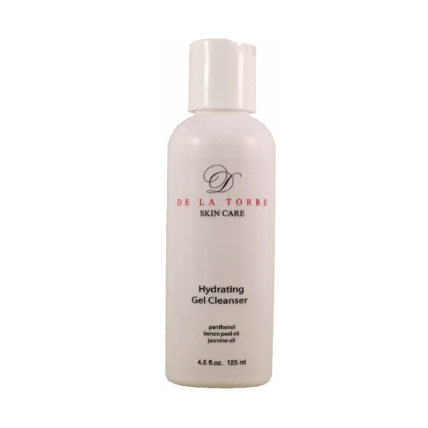 Hydrating Gel Cleanser is an aromatic, hydrating cleanser