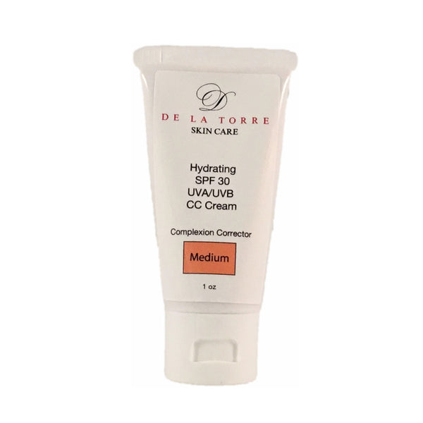 Hydrating SPF 30 Complexion Corrector with 25% Zinc Oxide (Medium)