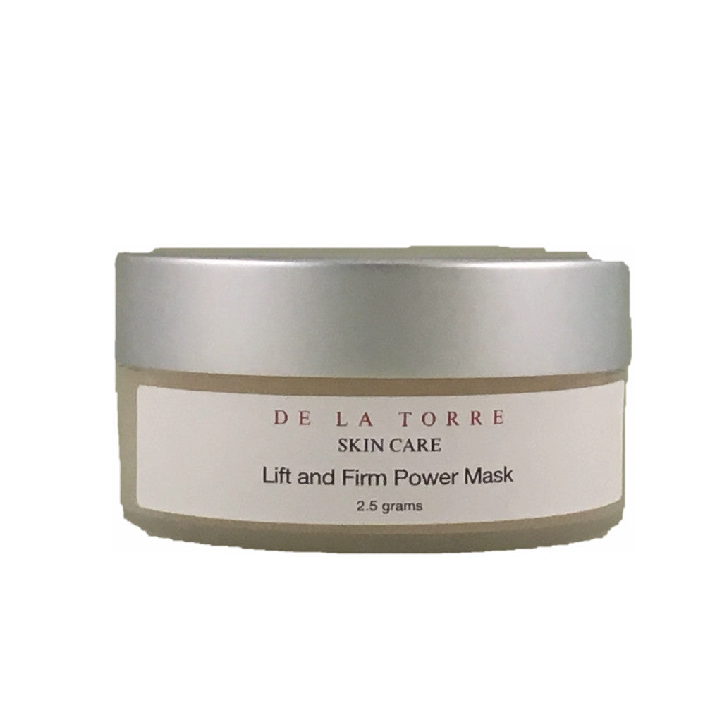 Lift and Firm Power Mask is packed with powerful anti oxidants which help create noticeably younger looking skin
