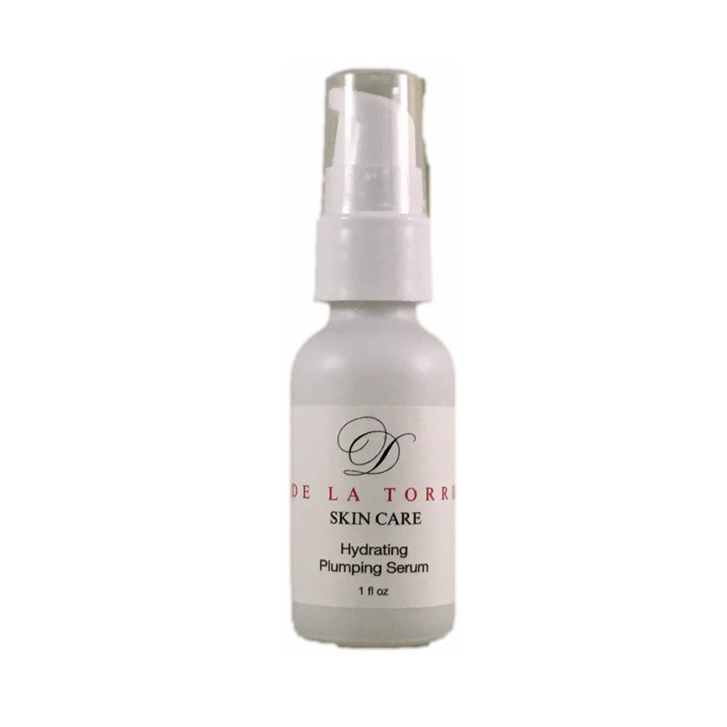 Hydrating Plumping Serum for fine lines and wrinkles
