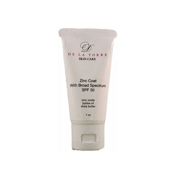 Hydrating SPF 30 Zinc Coat with 25% Zinc Oxide (Untinted)