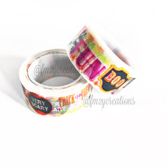 WASHI TAPE: HALLOWEEN - From Me 2 You Creations