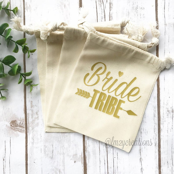Bride Tribe Hangover Kit Bag