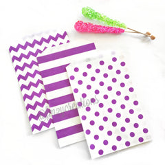 SOLID PAPER STRAWS: Light Purple - From Me 2 You Creations